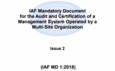 Issue 2 of 'IAF MD 11: IAF Mandatory Document for the Application of ISO/IEC 17021-1 for Audits of Integrated Management Systems