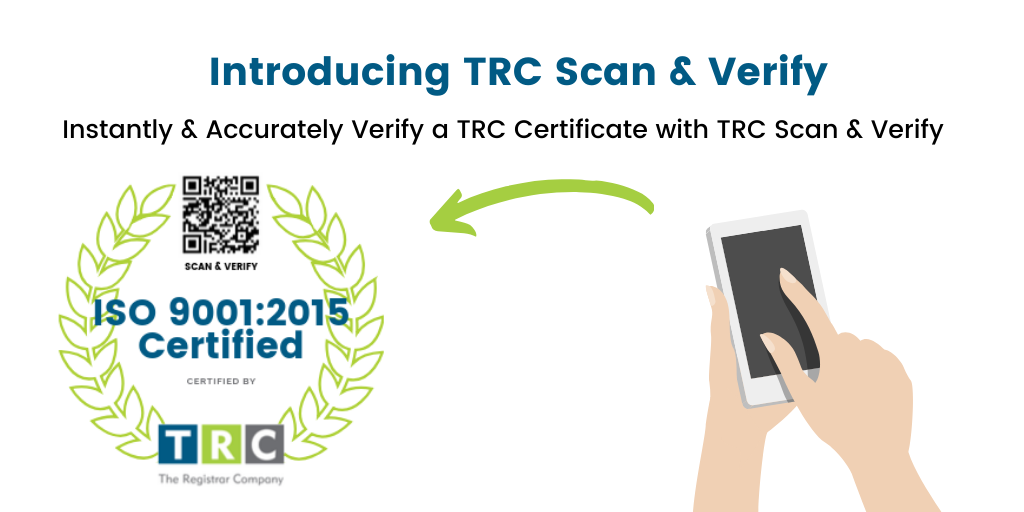 Introducing TRC Scan & Verify
