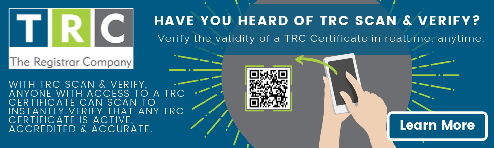 Learn more about TRC Scan & Verify